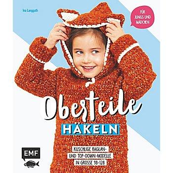 Buch 'Oberteile häkeln für Jungs und Mädchen'
