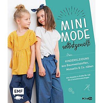 Buch 'Minimode selbst genäht'