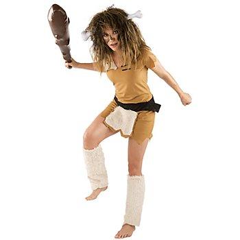 Steinzeit Kostüm für Damen
