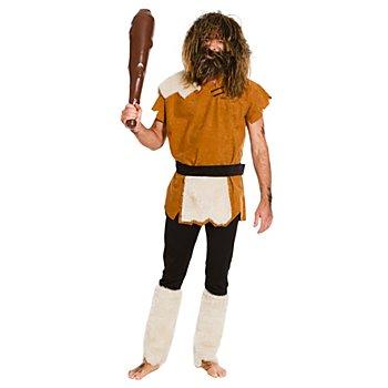 buttinette Steinzeit Kostüm für Herren
