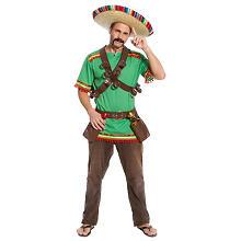 Hemd 'Mexikaner'