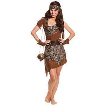 buttinette Kostüm Dschungelfrau