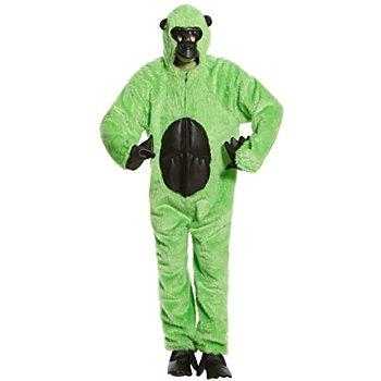 Déguisement 'gorille', vert