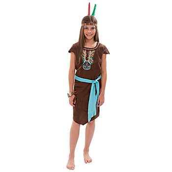 Indianer-Kostüm 'Little Manita' für Kinder
