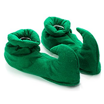 Sur-chaussures 'nain', vert