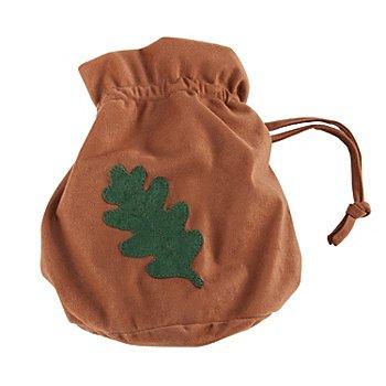 buttinette Beutel Heldin der Wälder, braun/grün
