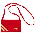 Tasche Stewardess, rot