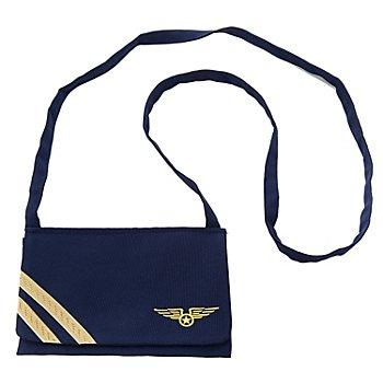 Tasche 'Stewardess', blau