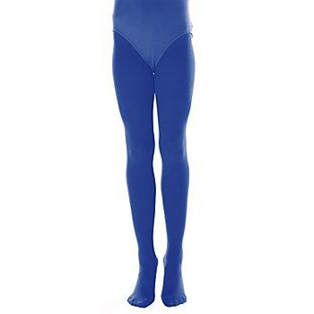 Kinder-Feinstrumpfhose, blau