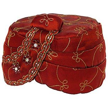 Orientalischer Turban, rot