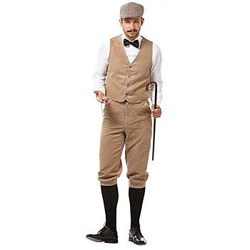Paper-Boy-Kostüm für Herren