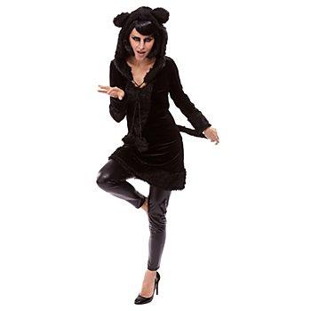 Panther-Kostüm für Damen