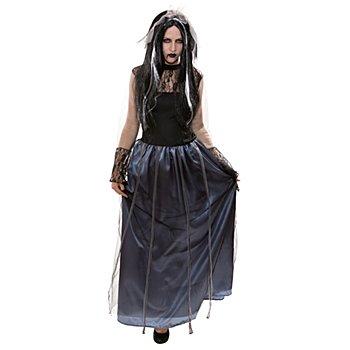Kleid Gothic Braut
