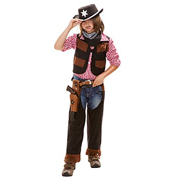 Cowboy Kostüm für Kinder