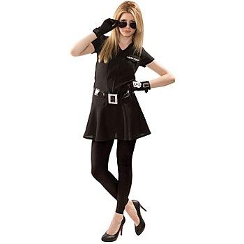 Polizistin-Kostüm für Teenies