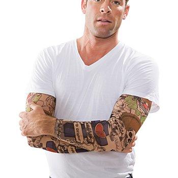 Tattoo Arm, bunt
