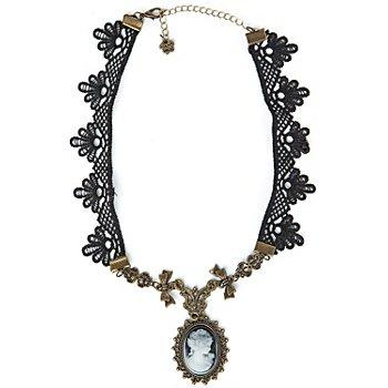 Halskette Barock
