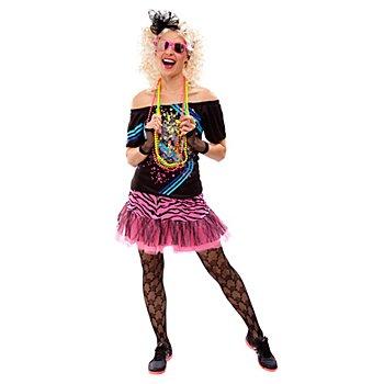 80er-Jahre-Kostüm für Damen