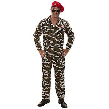 Militär-Kostüm