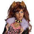 "Mattel Perruque ""Clawdeen Wolf"" de Monster High pour enfants"