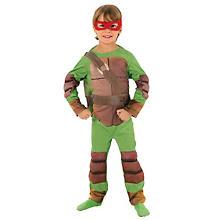 Nickelodeon Teenage Mutant Ninja Turtles Kostüm für Kinder