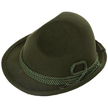 Trachtenhut, grün