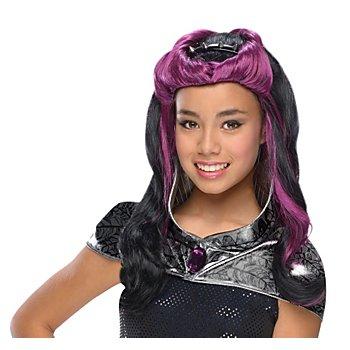 Mattel Raven Queen Perücke für Kinder
