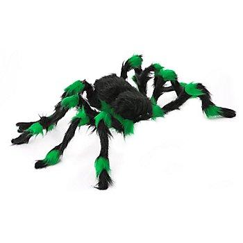 Araignée géante, vert