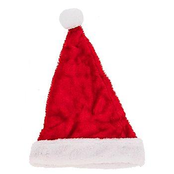 Plüsch-Weihnachtsmütze