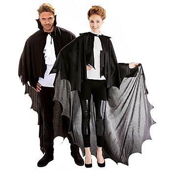 Vampirumhang 150 cm, schwarz