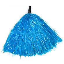 Pompon, blau