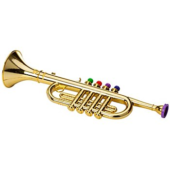 Trompete, gold