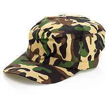 Militär  Cap