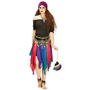 buttinette Robe de voyante 'Esmeralda'