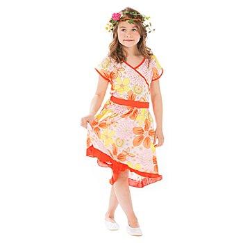 Hippie 'Blumenwiese' Kostüm für Kinder