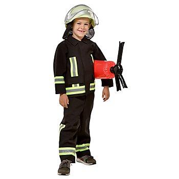 Déguisement pompier 'Fire' pour enfants