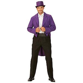 Frac homme, violet