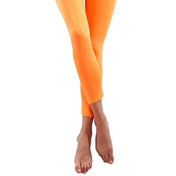Leggings, neonorange