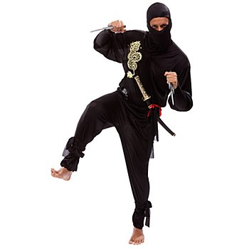 Ninja Kostüm 'Hattori'