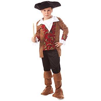 Piratenkapitän Kostüm für Kinder