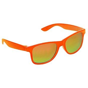 Brille neonorange