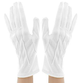 Handschuhe 'Claire', weiß