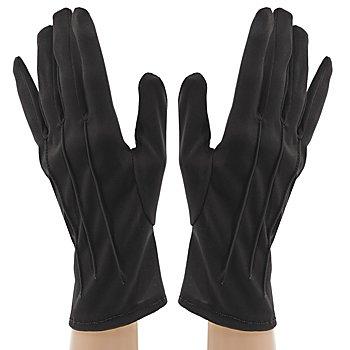 Handschuhe 'Claire', schwarz