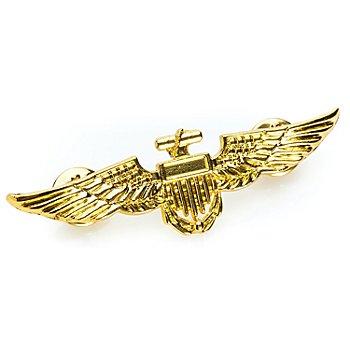 Fliegerabzeichen, gold