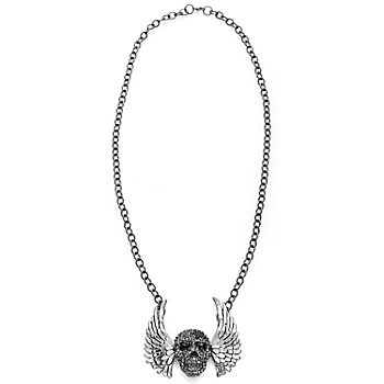 Collier 'Pirate', argent