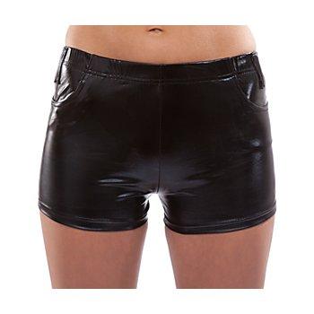 Mini-short, noir