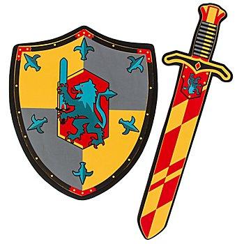 Set d´accessoires 'chevalier'