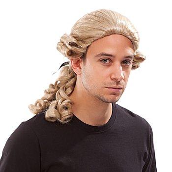 Rokoko Perücke 'Juan', blond