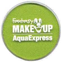 FANTASY Maquillage à l'eau 'Aqua-Express', citron vert