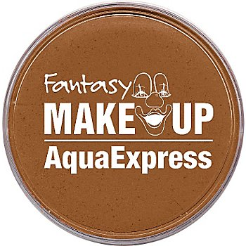 FANTASY Make-up 'Aqua-Express', hellbraun